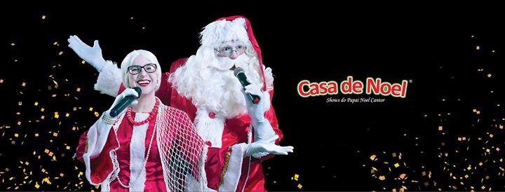 Teatro Musical – Casa de Noel em Campos doJordão