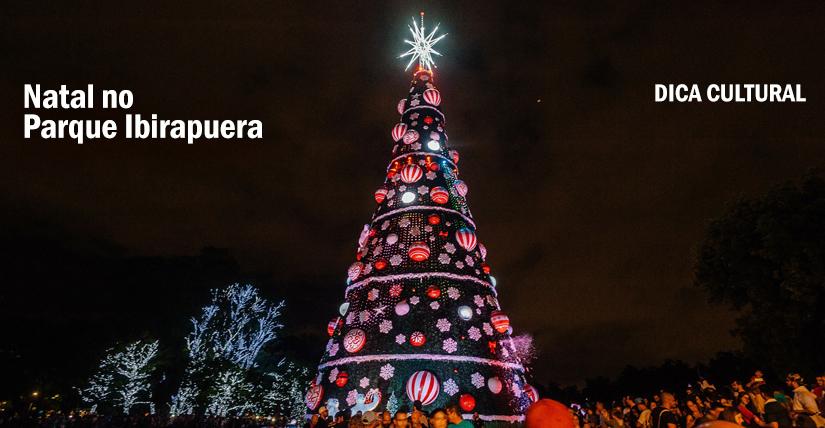 Natal 2019 noIbirapuera
